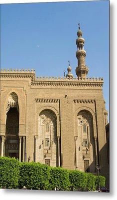 Al Refai Mosque, Cairo, Egypt, North Metal Print by Nico Tondini