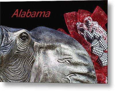 Alabama Metal Print by Kathy Clark