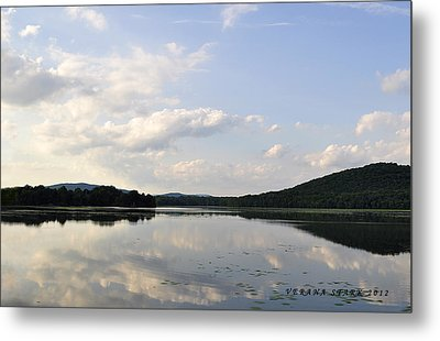 Alabama Mountains Metal Print