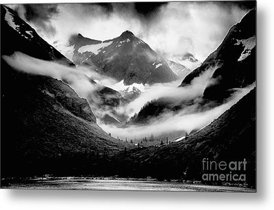 Alaskan Country Side Metal Print by JRP Photography