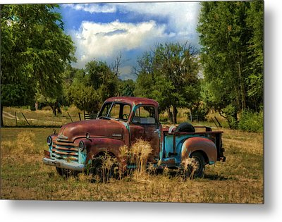 All By Myself Metal Print by Ken Smith
