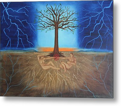 All Of Creation Metal Print by Diana Perfect