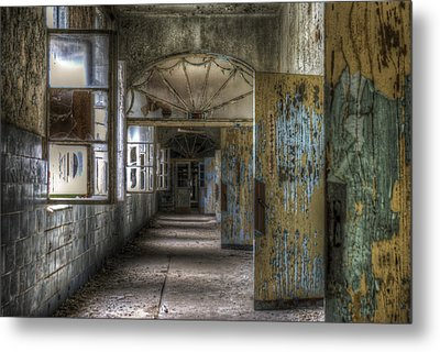 All Opened Metal Print by Nathan Wright