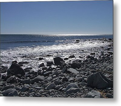 All That Glitters Metal Print by George Cousins