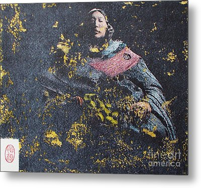 All That Glitters Metal Print by Roberto Prusso