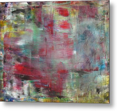 All That Is Left Metal Print by Kathy Stiber