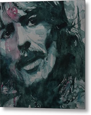 All Things Must Pass      @2 Metal Print by Paul Lovering