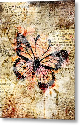 All Things New Metal Print