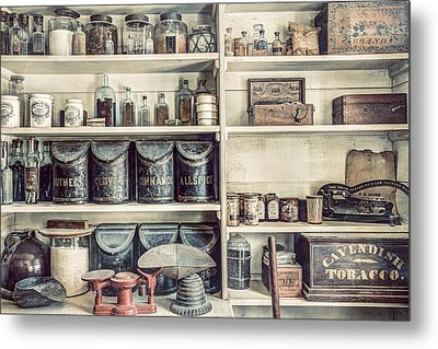 All You Need - The General Store Metal Print