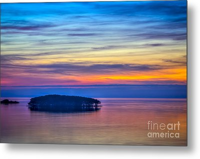 Almost Infinity Metal Print by Marvin Spates