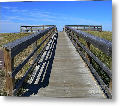 Metal Print featuring the photograph Almost There by Lin Haring