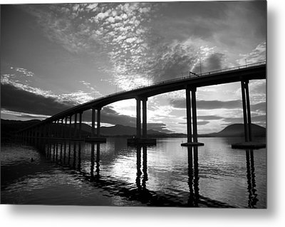 Aloft Metal Print by Lee Stickels
