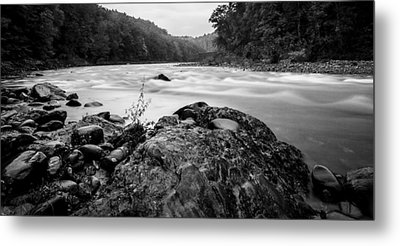 Along The River Metal Print