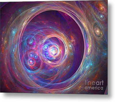 Alpha Centauri Metal Print by Kim Sy Ok