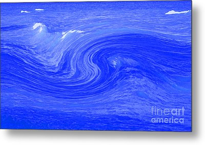 Alpha Wave By Jrr Metal Print by First Star Art
