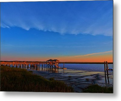 Metal Print featuring the photograph Already A Good Day by Laura Ragland