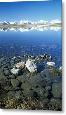 Altai Metal Print by Anonymous