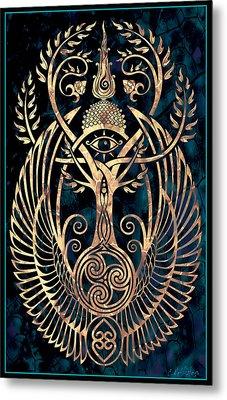 Altar #1 Metal Print