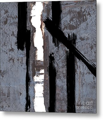 Alternative Edge Il Metal Print by Paul Davenport