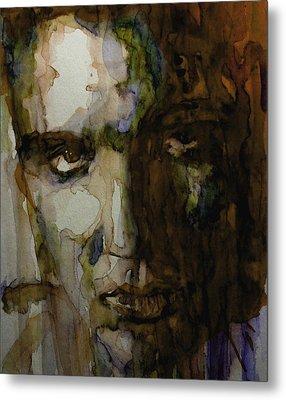 Always On My Mind Metal Print by Paul Lovering