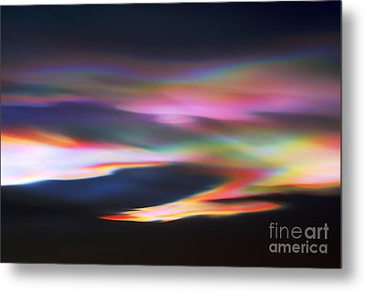 Amazing Mother Nature.. Metal Print by Nina Stavlund
