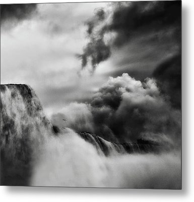 Amazing Power And Beauty Metal Print