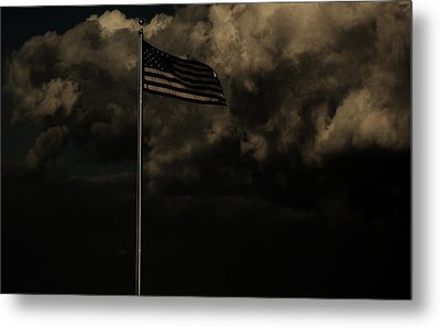 Metal Print featuring the photograph America....... by Jessica Shelton