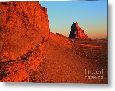 America The Beautiful New Mexico 1 Metal Print by Bob Christopher