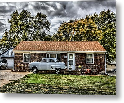 American Dream Revisited  Metal Print by Ray Congrove