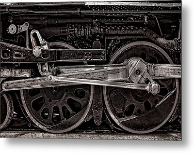 Metal Print featuring the photograph American Iron by Ken Smith