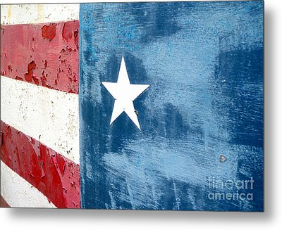 American Tradition Metal Print