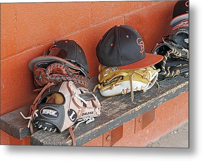 America's Pastime  Metal Print by Shoal Hollingsworth