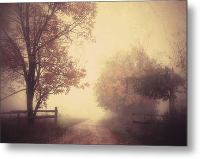 An Autumn Day Forever Metal Print