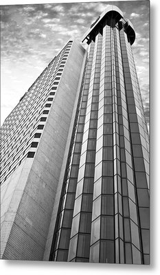 An Image From Cape Town Metal Print by Paulo Perestrelo