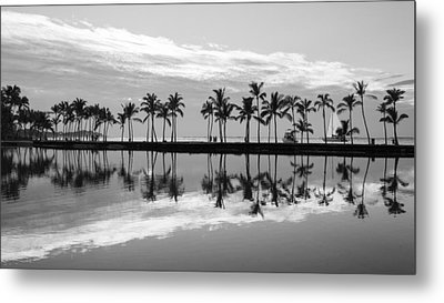 Metal Print featuring the photograph Anaehoomalu Bay by Scott Rackers