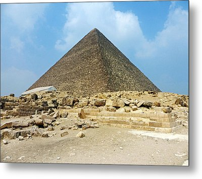 Ancient Great Metal Print by Anthony Baatz