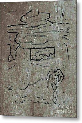 Ancient Wall Art Metal Print