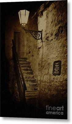 Ancient Ways Metal Print by Heiko Koehrer-Wagner