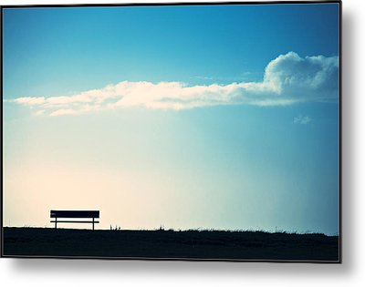 And You Were Gone Metal Print