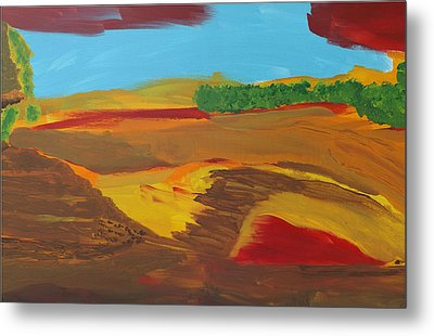 Andalusia Metal Print by Don Koester