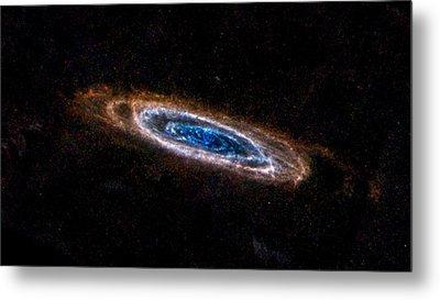 Andromeda Galaxy Metal Print by Movie Poster Prints