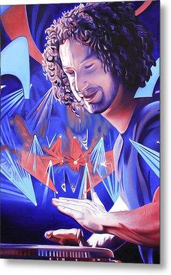 Andy Farag  Metal Print by Joshua Morton