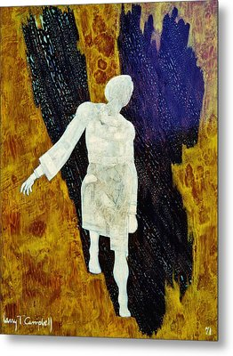 Angel 1 Metal Print by Larry Campbell