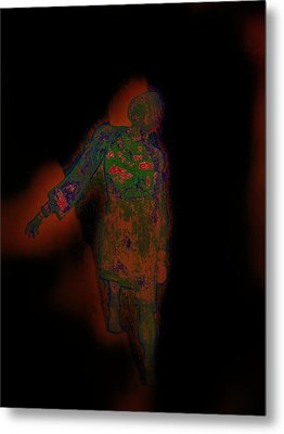 Angel 20 Metal Print by Larry Campbell