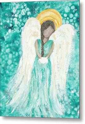 Angel Dreams Metal Print by Kirsten Reed