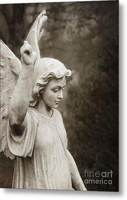 Angel Of Comfort Metal Print