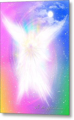 Angel Of Concord Metal Print