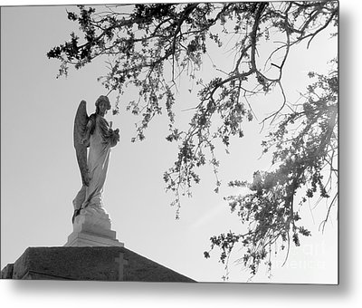 Angel Of Faith Metal Print