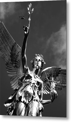 Angel Of Peace Metal Print