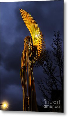 Angel Of The Morning Metal Print